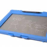 Blue inTACT  sketchpad with tactile drawing
